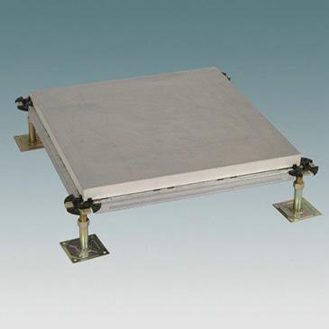 铝合金铸铝防静电地板