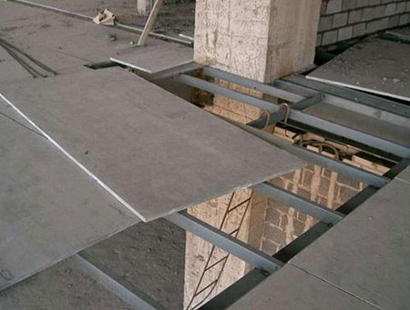 LOFT钢结构楼板价格