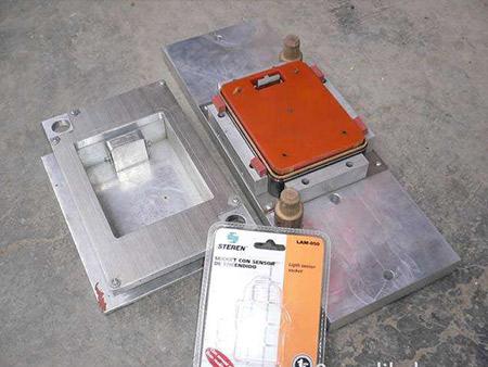 高周波同步熔断机模具