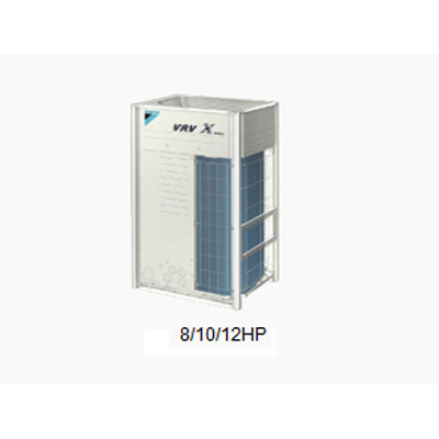 VRV X系列 8/10/12HP