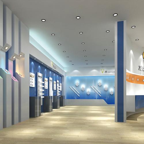 津亚电子企业展馆