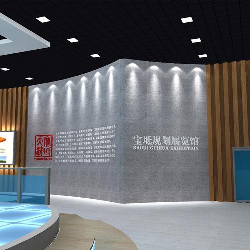 宝坻规划展览馆