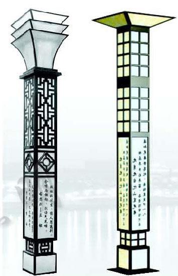 广元景观灯厂家