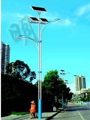 甘孜太阳能路灯厂家