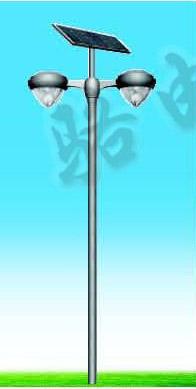 樂山太陽能庭院燈