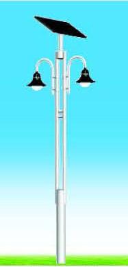 南充太阳能庭院灯