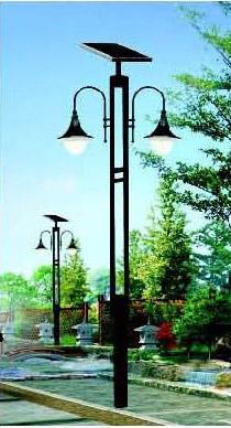 巴中太阳能庭院灯