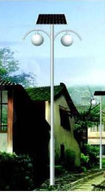 广安太阳能庭院灯