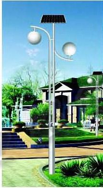 达州太阳能庭院灯