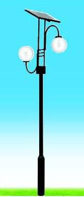 阿壩太陽能庭院燈