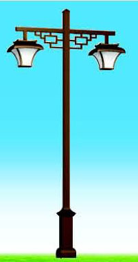 阿坝庭院灯