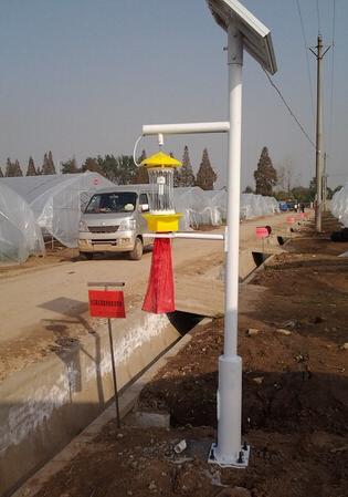 四川太陽能殺蟲燈廠家