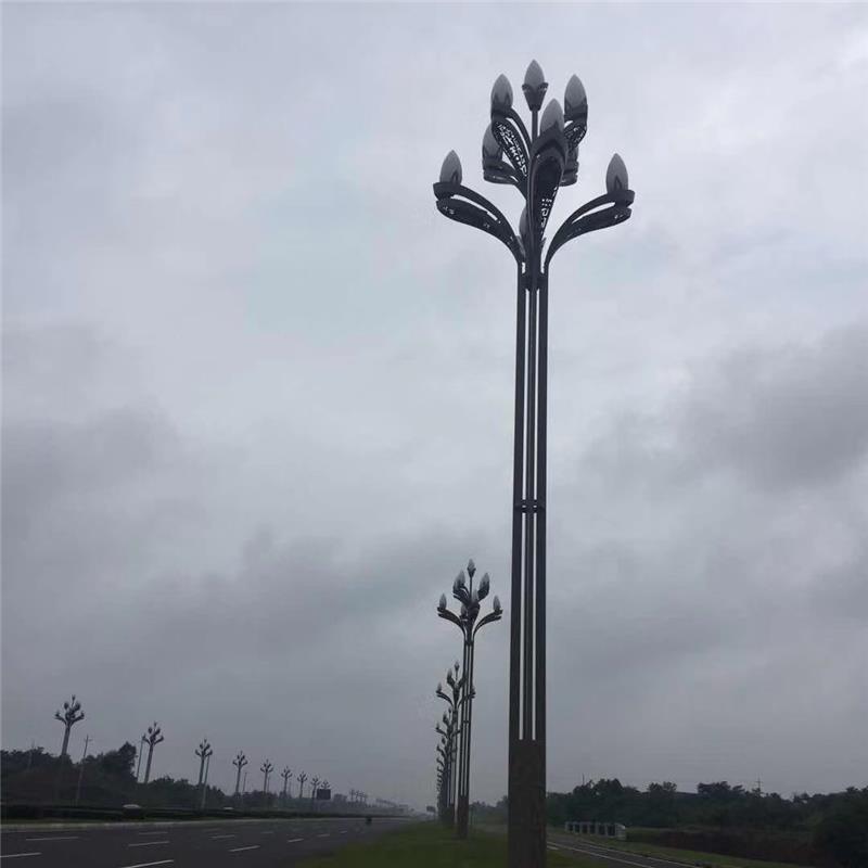 广汉市路灯