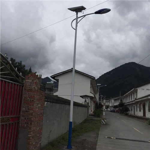 成都太阳能路灯价格