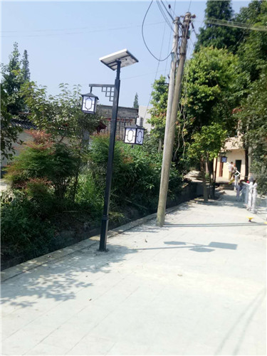 綿陽太陽能路燈公司