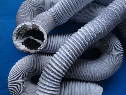 单面PVC铝箔管