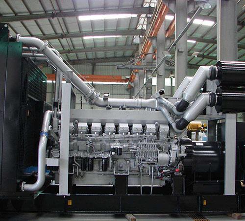 贵州三菱发电机组