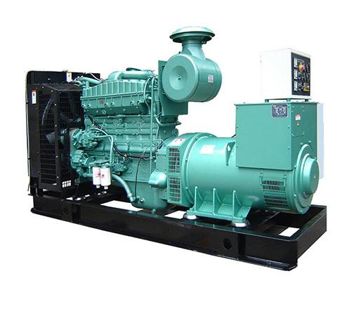 大型燃气发电机组