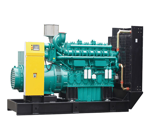 大型发电机组