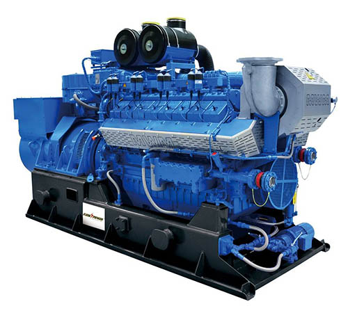 国产燃气发电机组