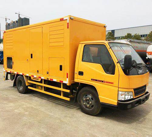 贵州应急发电车
