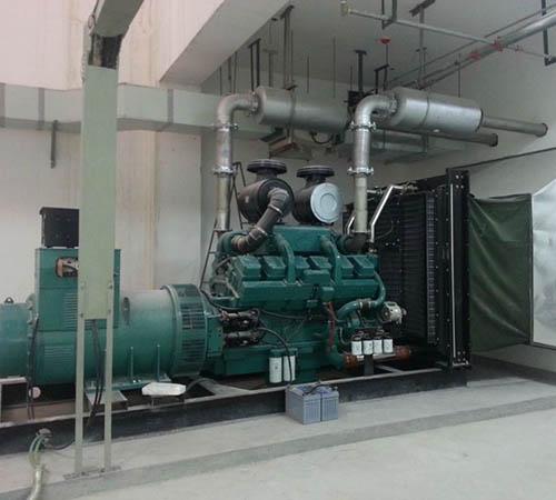 贵州高压发电机组