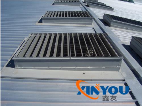 电动屋顶防雨排烟通风器