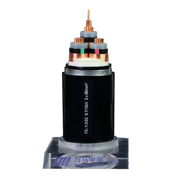 嘉兴防水电缆FS-YJV