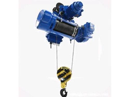 钢丝绳防爆电动葫芦