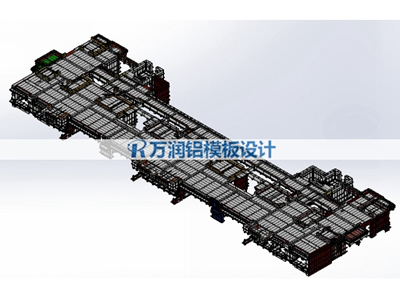 建筑铝合金模板