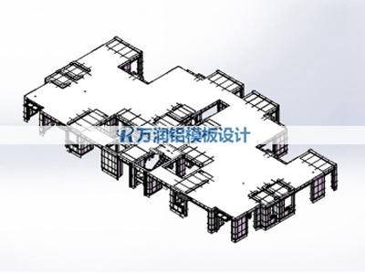 唐山铝合金建筑模板