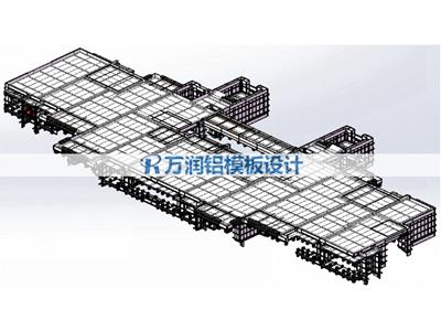 铝模板设计