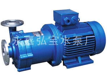 不锈钢磁力驱动泵