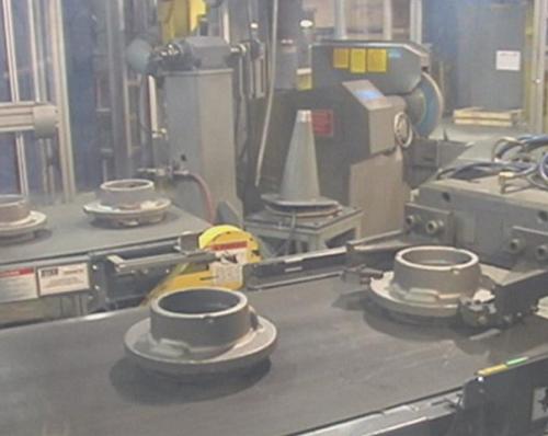 打磨机器人公司