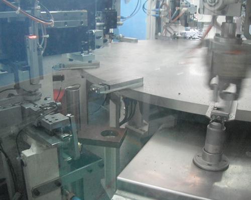 装配检测机器人工作站