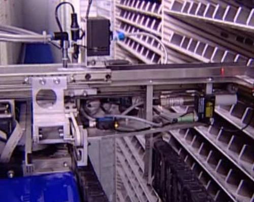 医药自动取药机器人系统