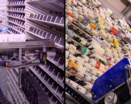医药自动取药机器人系统价格