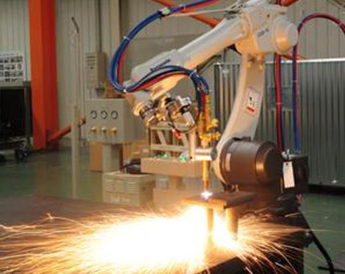 火焰切割机器人