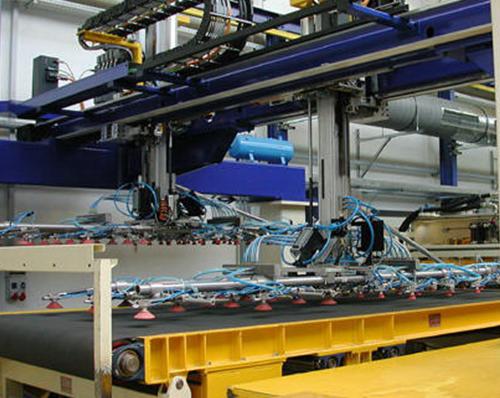 玻璃搬运机器人性能