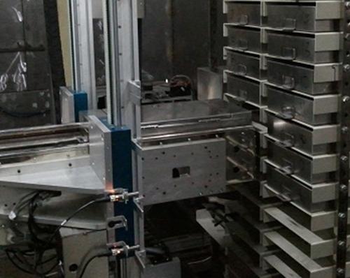 物流分拣出入库机器人系统