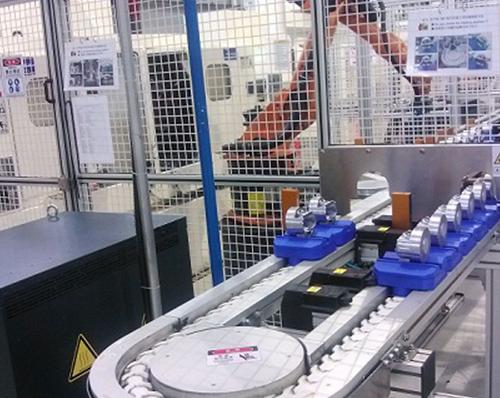 硬氧机上下料机器人