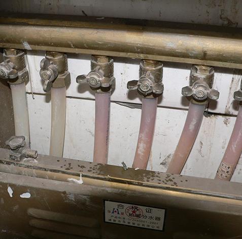 铁岭地热管道测漏