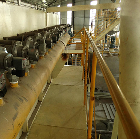 铁岭厂房管道安装工程