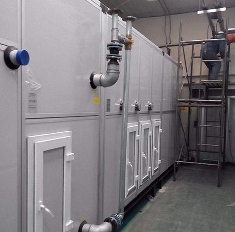 沈阳空调管道维修