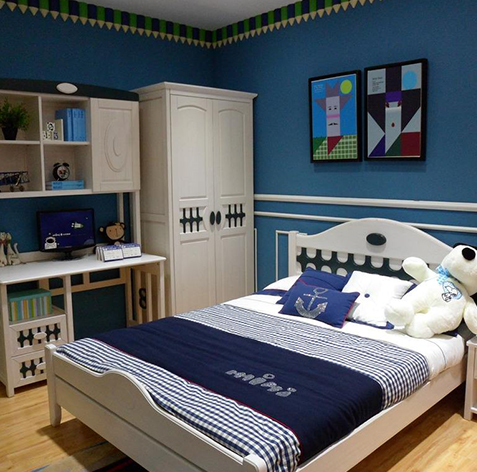 大连卧室装饰装修
