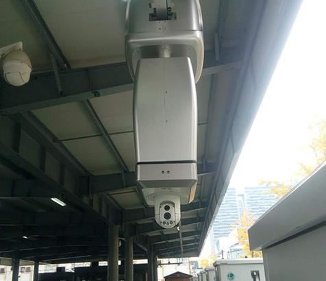 锦州冲电柱巡检机器人