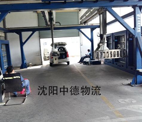锦州电动轿车后备箱电池快换设备