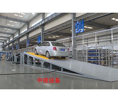 锦州电动汽车底盘电池快换设备