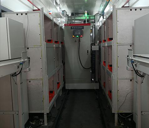 重庆移峰能源集装箱换电设备