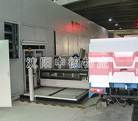 锦州电动环卫车电池快换设备